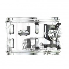 Tom de Acrilico, 13x9 CRYSTALBEAT, TOM TOM, c: Ultra Clear