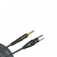 Cable p/Microfono Custom Series , XLR a plug 1/4, 1.52m