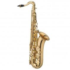 Saxo Tenor, Bb, llave de F, yellow Brass, Laqueado, c/ estuche