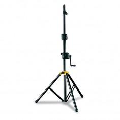 Soporte p/Bafles (x unidad), con Malacate Quik-N-EZ AutoLock, Alum t/Trípode, 115-218cm, 45kg