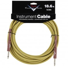 Cable para instrumento Fender Custom Shop 5,5m 099-0820-030