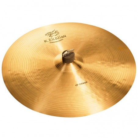 Zildjian K CONSTANTINOPLE 17¨. Platillo Crash.