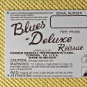 Amplificador para guitarra Reissue Blues Deluxe 40